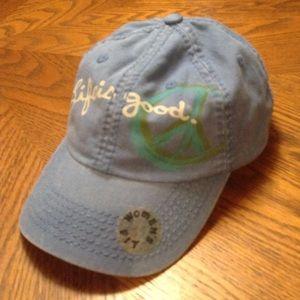 Life is Good baseball cap